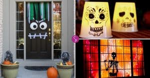 Turn Your Home Spooky with These Easy Halloween Decorations for Kids!