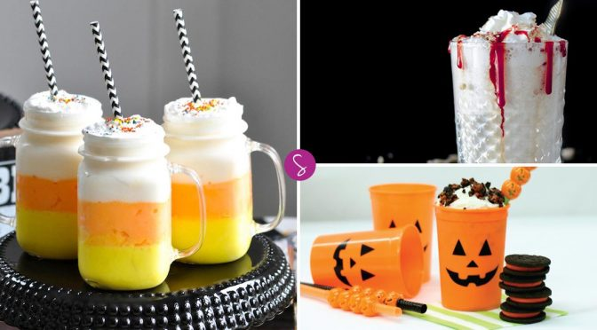 Easy Halloween Milkshake Recipes for Kids to Enjoy