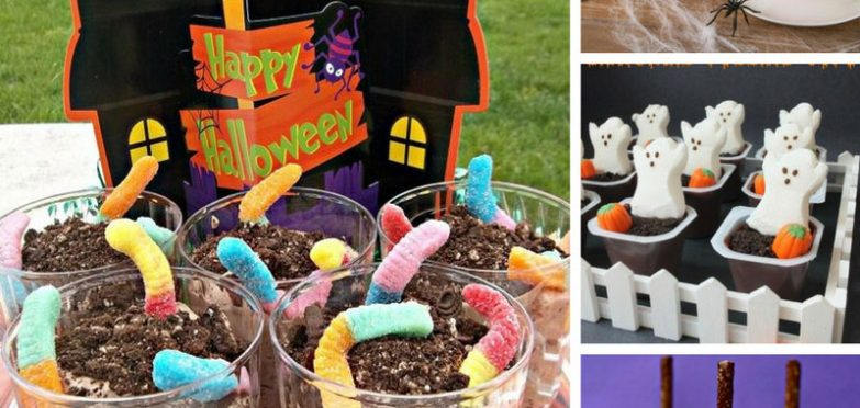 These Halloween treats for kids are adorably spooky! Thanks for sharing!