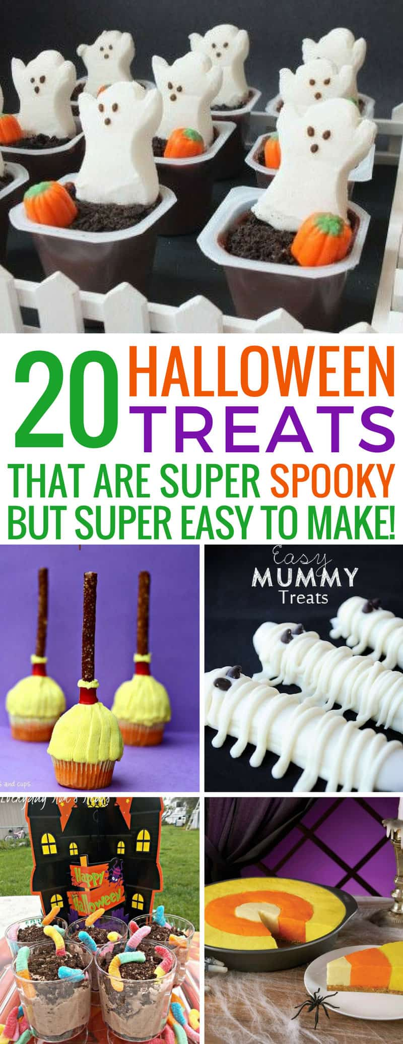 Loving these easy Halloween treats - they are going to go down a storm at our party! Thanks for sharing!