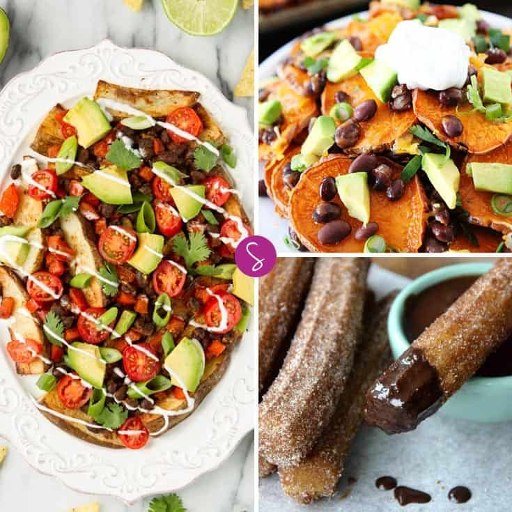 Mexican nachos are just perfect for eating as a family, but are also brilliant for parties or game nights. Today we've rounded up some of the best Mexican nachos and dip recipes around.