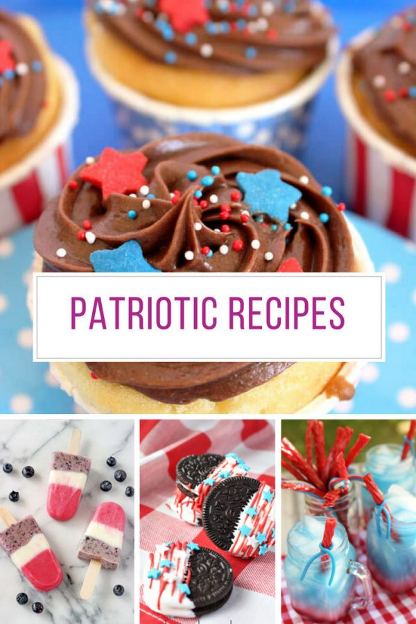 Loving these easy patriotic recipes for kids! Thanks for sharing!