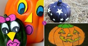 Easy Pumpkin Crafts for Kids to Make and Other Pumpkin Activities
