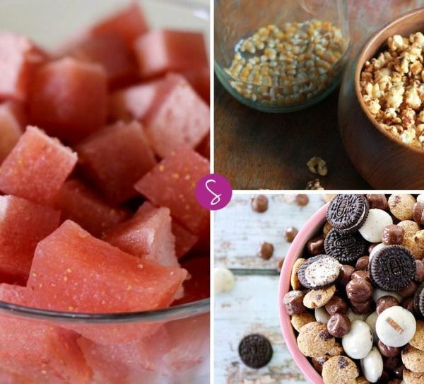 Easy Snacks for Kids to Make and They're Healthy Too!