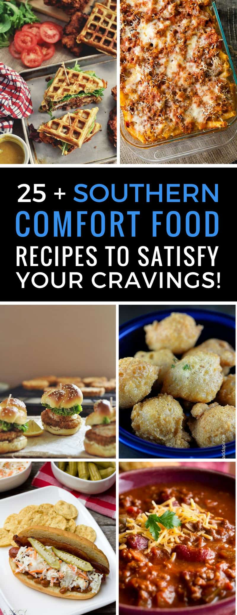 I'm drooling over these Southern comfort food recipes - and the kids are going to love them! Thanks for sharing!