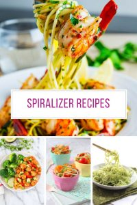 Can't get enough of these easy spiralizer recipes! Thanks for sharing!