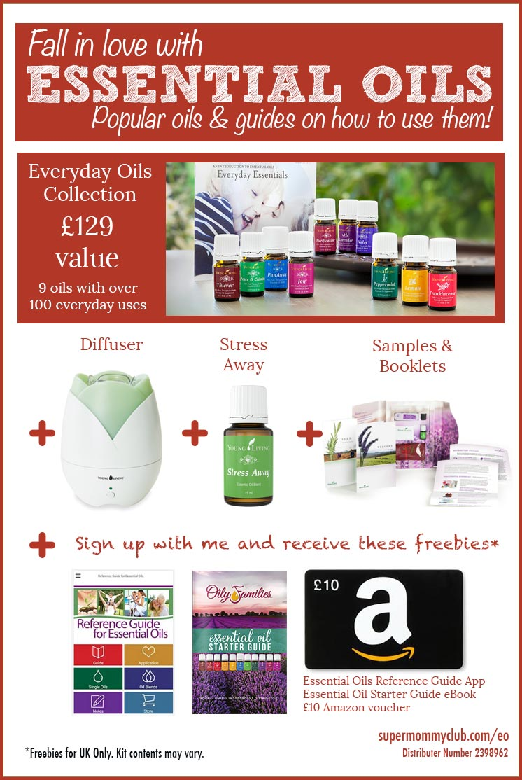 Our offer for UK residents purchasing their first Premium Starter Kit