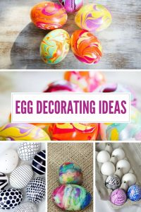 You HAVE to see these egg decorating ideas! There's something here for kids and moms and such a fun way to celebrate!