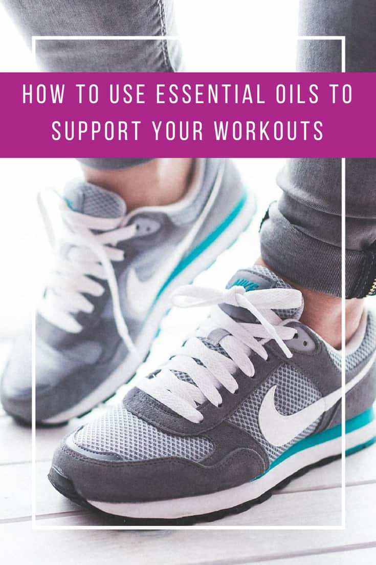 I never realised that using Essential Oils could make my workouts more effective!
