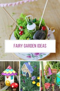 These fairy garden ideas for kids are fabulous! Thanks for sharing!