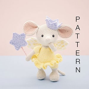 Loving this amigurumi mouse!
