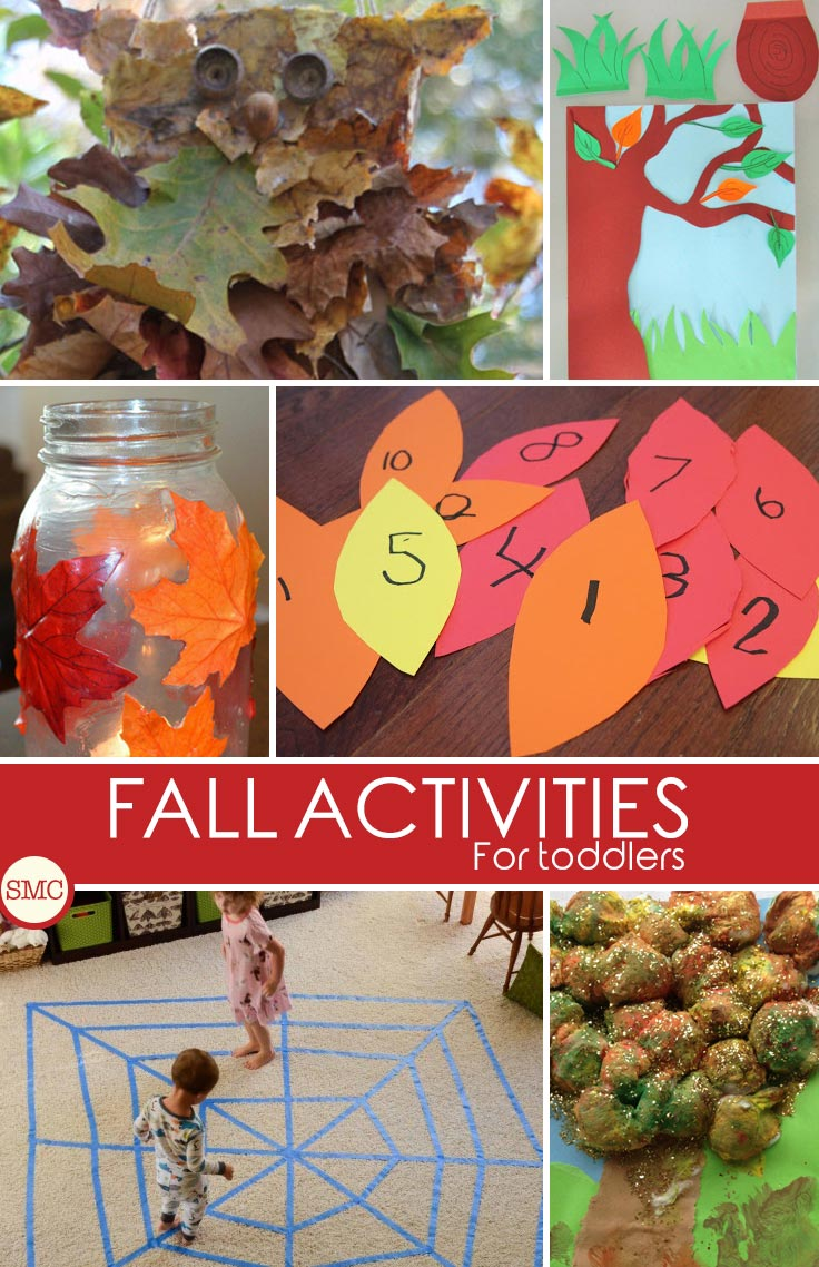 These fall activities are fabulous and should keep the kids entertained through the season. Click on the image to see them all!