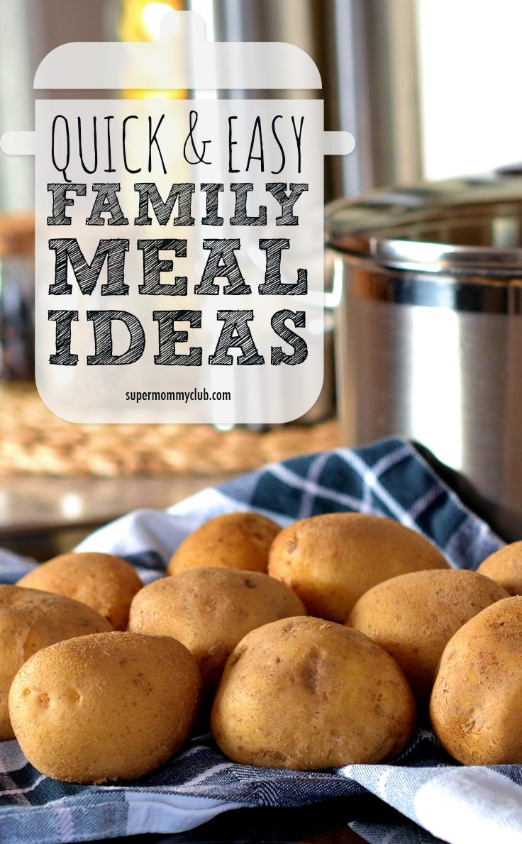 These family meal ideas will make your life so much easier