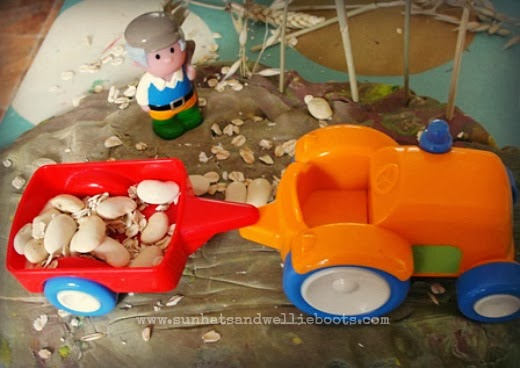 Farm Play Dough