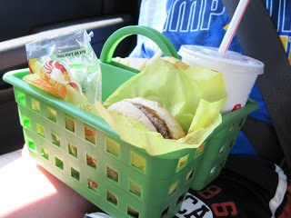 Fast Food Car Hack