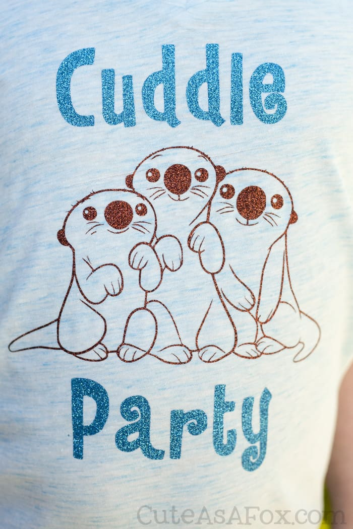 DIY Finding Dory T-Shirt