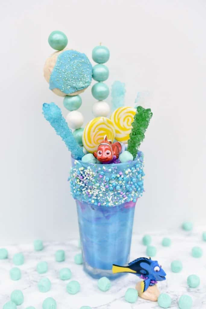 Finding Nemo Freak Shake