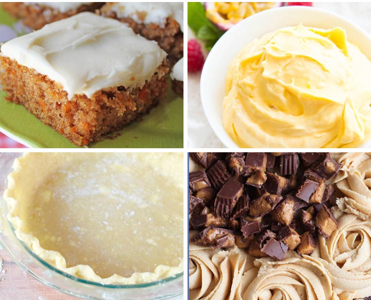 Delicious food processor desserts that taste better than anything you can buy from the store!