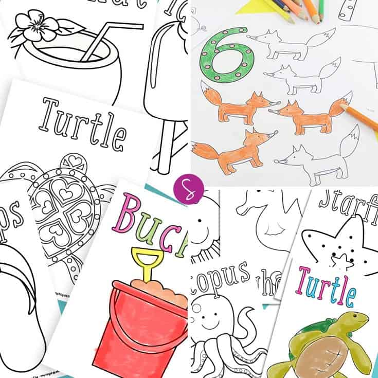 Free Coloring Pages for Kids to Color