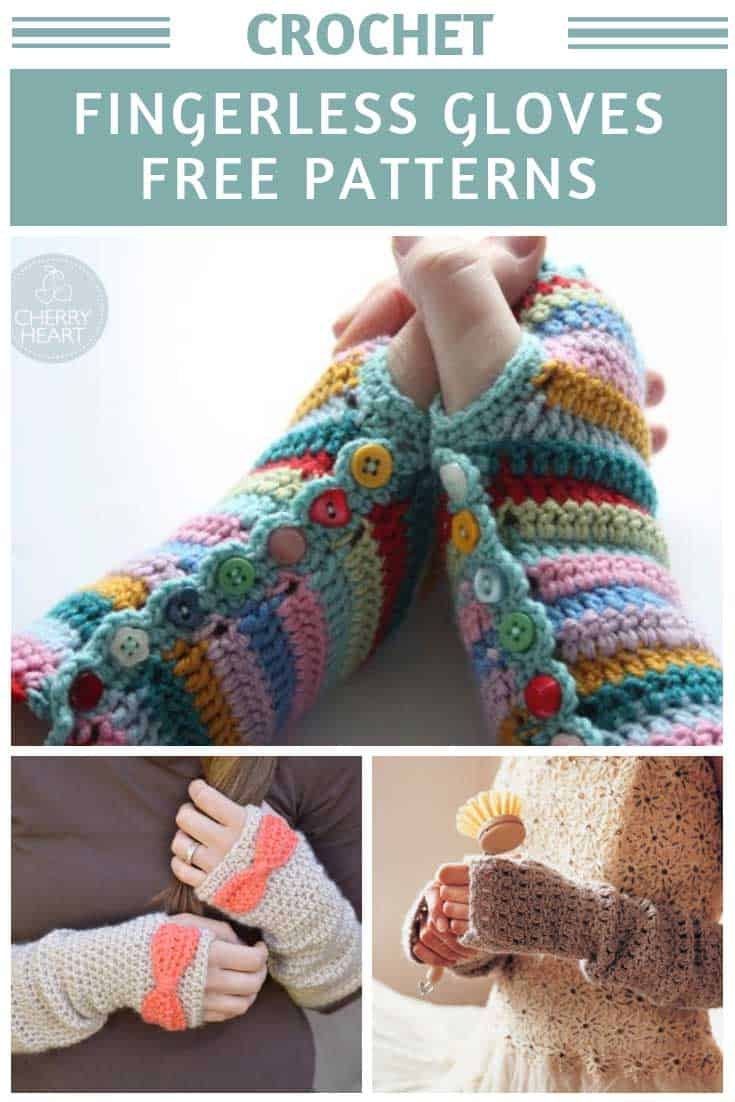 Loving these crochet armwarmer patterns and they're free too!