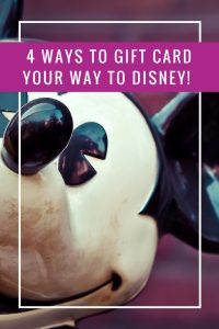 If you haven't paid off your Disney vacation yet you need to SEE THIS! How to get free gift cards!