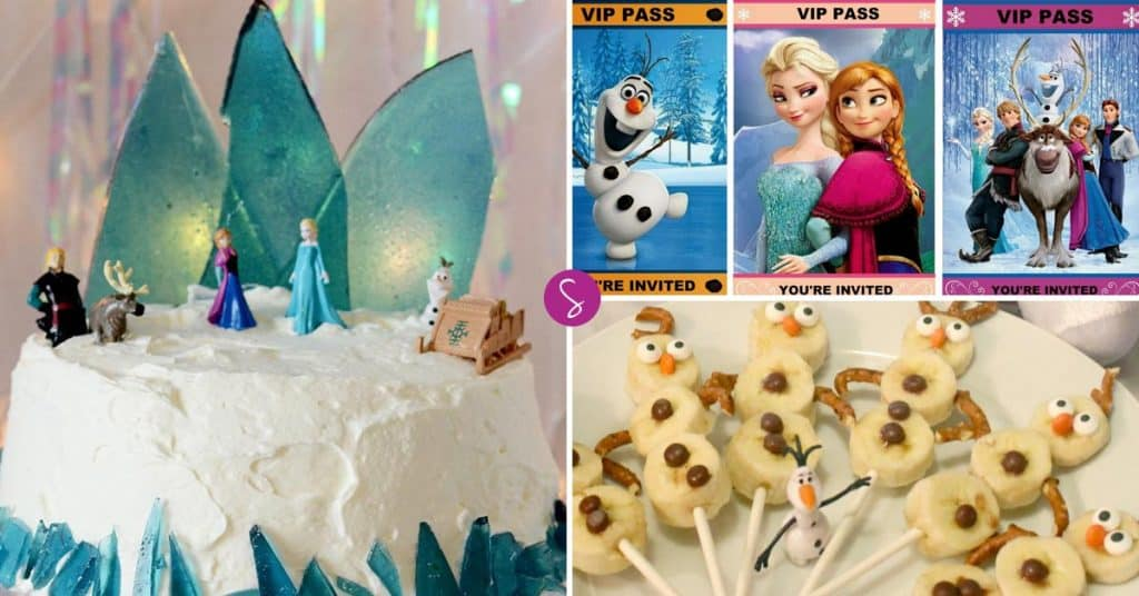 25 Frozen Inspired Party Ideas, Crafts, Activities and Recipes