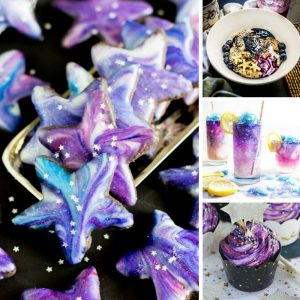 OMG these galaxy recipes are amazing!