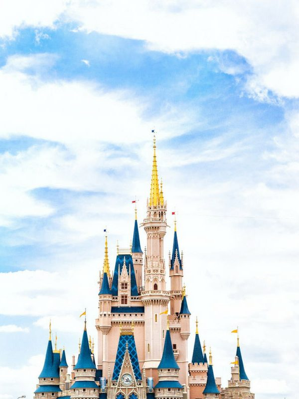 What a genius way to pay for a Disney vacation!