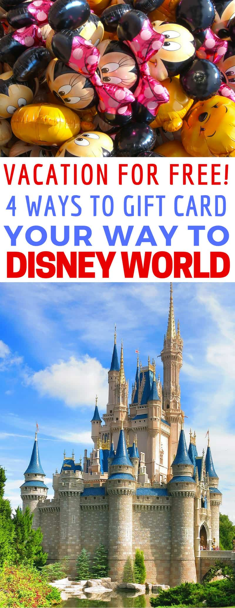 loving these super easy way to earn gift cards to pay for my Disney vacation! Thanks for sharing!