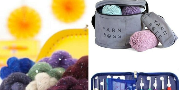 So many great gift ideas for crochet lovers here - perfect for Mother's Day and of course Christmas! Thanks for sharing!