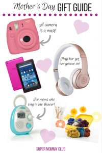 Loving these gift ideas for Mother's Day - thanks for sharing!