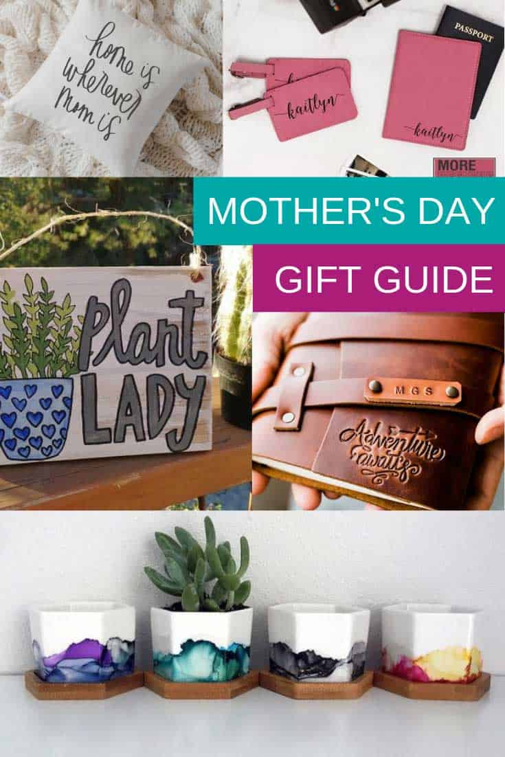 Whether your mom loves to cook up a storm in the kitchen, bring her garden to life with pretty plants or jet set across the globe there is sure to be something in this Mother's Day gift list that will touch her heart.