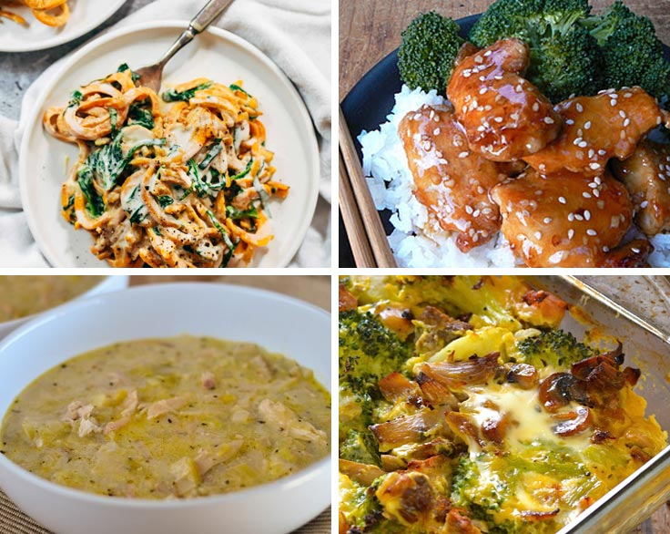 Delicious gluten free dinner recipes the whole family can enjoy together