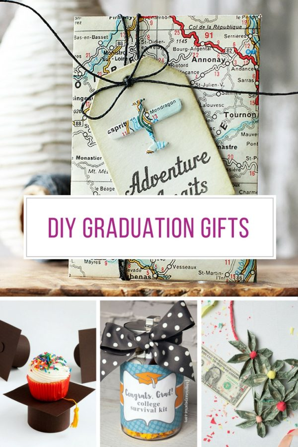 Loving these graduation gift ideas because they are so different to the normal ones!