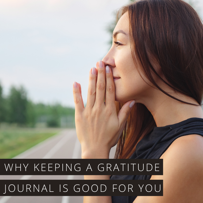 Being grateful is good for your mental and physical health - so find out how to keep a gratitude journal and get started today!