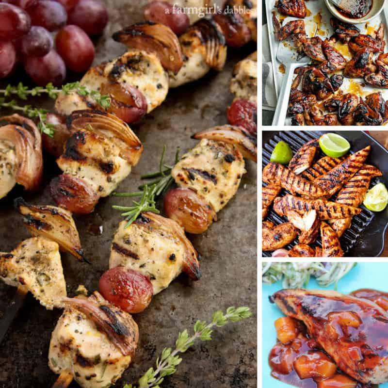 10 Amazing Grilled Chicken Recipes You Need to Eat
