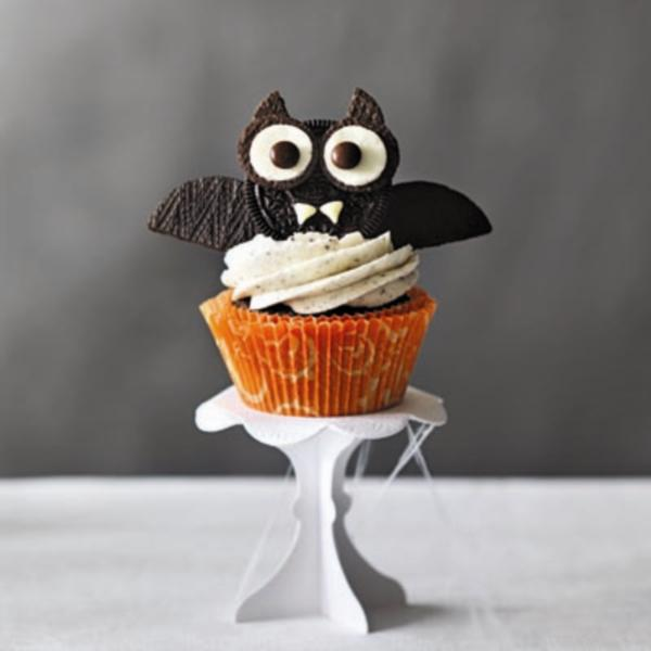 Haunted Cupcakes Recipe