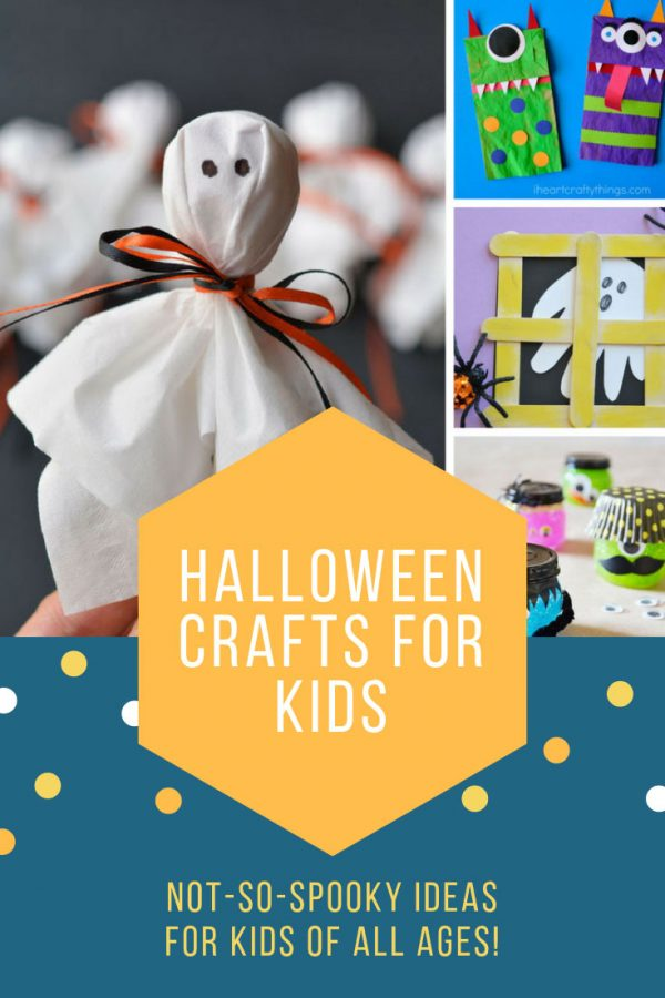 Halloween Crafts for Kids PINTEREST