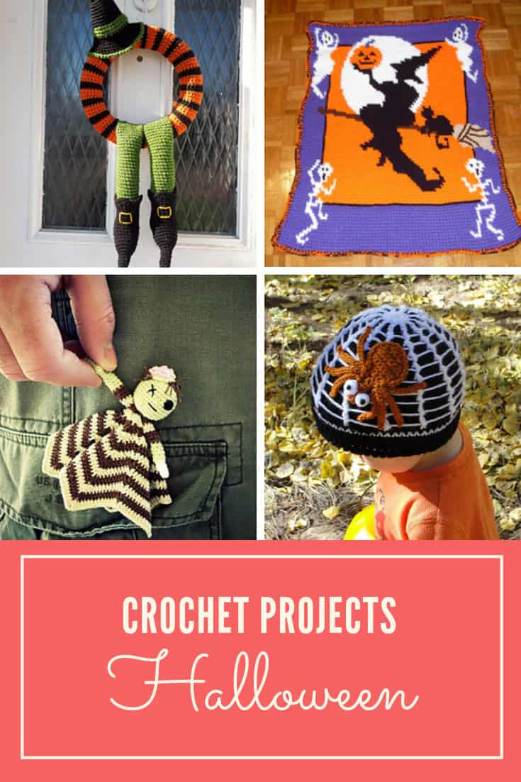 Halloween Crochet Ideas