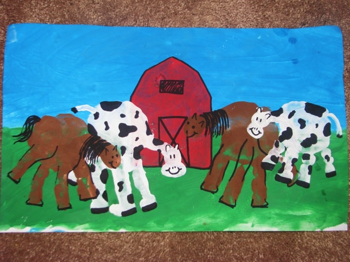 Handprint Farm Picture