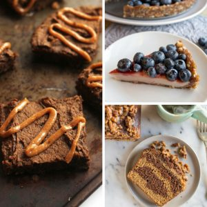 Healthy Meal Prep Desserts