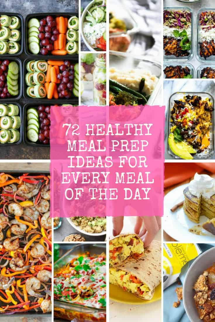 Healthy Meal Prep Ideas for Every Meal of the Day