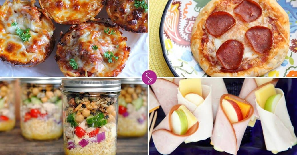 Healthy Sandwich Alternatives: Lunch Box Ideas You'll LOVE!