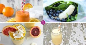 Healthy Breakfast Smoothies that are Great for Busy Moms