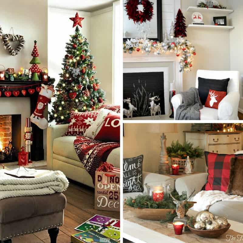 Holiday throw pillow covers are such a simple way to add some festive spirit to your home and we've found some gorgeous designs for less than $10!