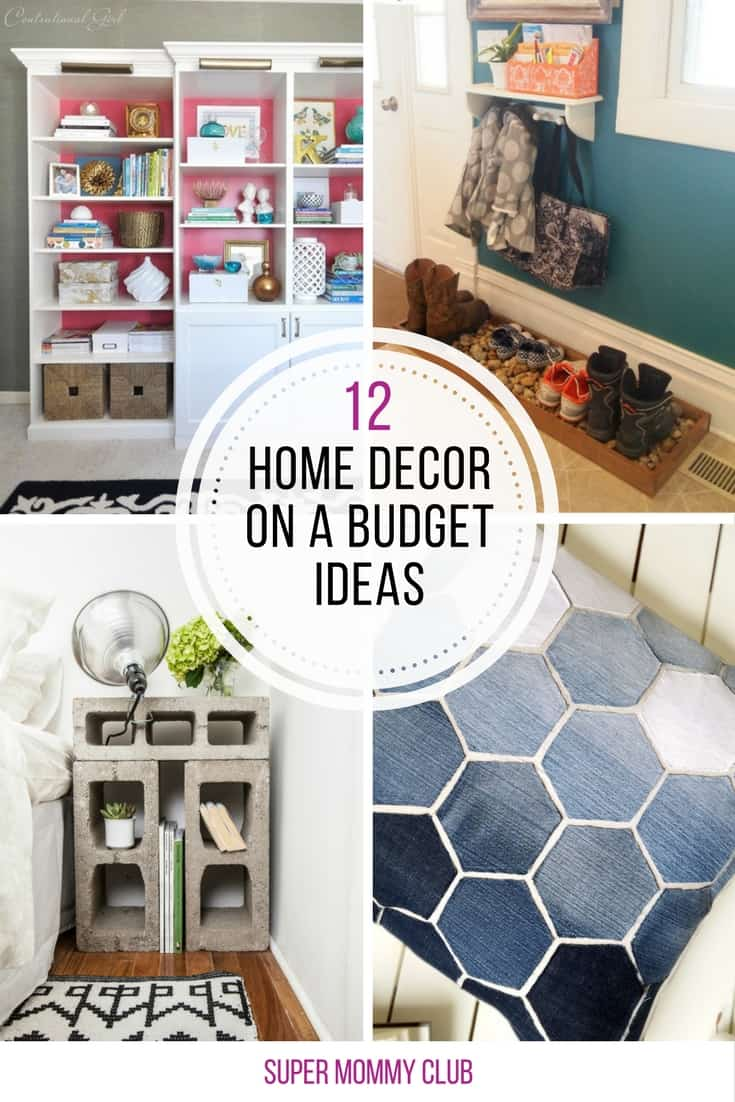 LOVING these home decor on a budget ideas - thanks for sharing!