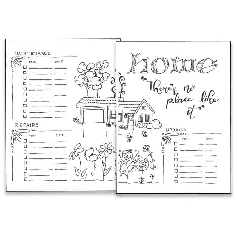 Home Maintenance Tracker