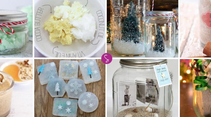 Homemade Christmas Gifts in a Jar Ideas: Frugal but Unique!
