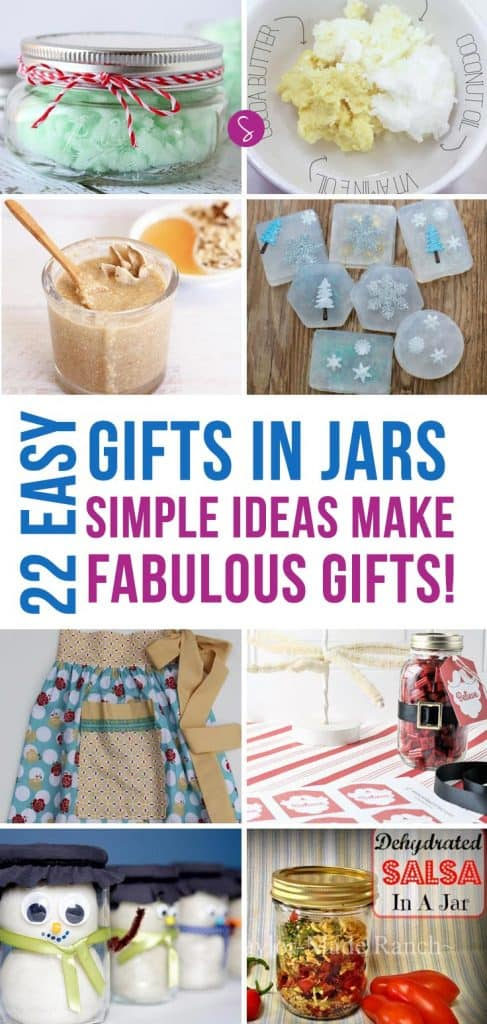 LOVE these! Homemade Christmas gifts in a jar - completely quirky and frugal!