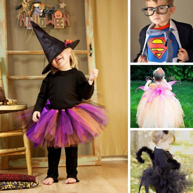 Loving these DIY Halloween costumes for kids - and they will too! Thanks for sharing & 21 Easy Homemade Halloween Costumes for Kids - ADORABLE!